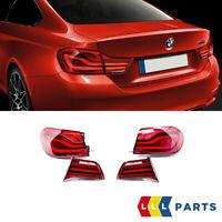 NEW GENUINE BMW 4 SERIES M4 F82 LCI LED REAR EU TAIL LIGHTS COMPLETE SET