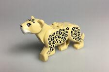 Lego ® mercancía nueva 1x Leopard (jaguar/Panther) City jungla expedition set 60161