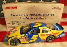 Kyle Busch #5 Kellogg's, Cali First Cup, Raced Win, NASCAR 1:24 Scale Stock Car.