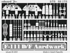 Eduard Zoom SS175 1/72 General-Dynamics F-111D/F Aardvark Hasegawa