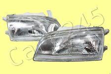 Suzuki Swift Cultus SF413 1990-1995 Headlights Front Lamps LEFT + RIGHT PAIR