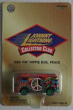 """Johnny Lightning – VW T1 Transporter """"Hippie / Peace"""" Neu/OVP"""