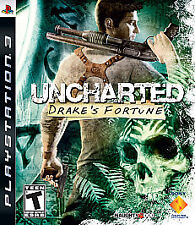 Uncharted: Drakes Fortune for PlayStation 3 PLAYSTATION 3 (PS3) Action /