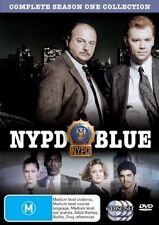 NYPD BLUE - THE COMPLETE 1ST SEASON - DVD
