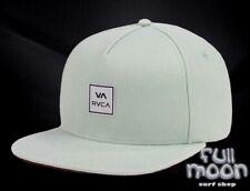 New RVCA Ensign Mens Snapback Cap Hat