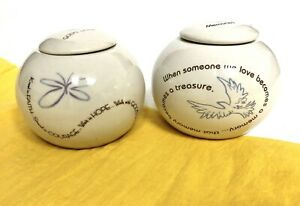 Life is a Circle by Carson Tea Light Orb Set of 2 God's Love & Memories