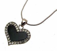 Pendant Necklace Heart Necklace Heart Pendant Heart Jewellery JW102