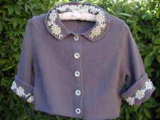 Maglie e camicie da donna grigio seta taglia M