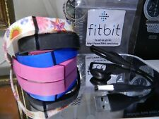 Over $65 of OEM Fitbit FLEX Fitness Watch Accessories Wrist Bands Charger Dongle