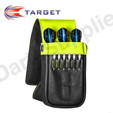Target Daytona Darts Wallet in Black with Yellow