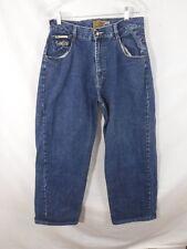 SNOOP DOGG Blue Jeans Straight Leg Mens Size 32 x 28