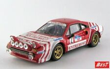 1:43 Ferrari 308 GTB Andruet Targa Florio 1981 1/43 • BEST BEST9628