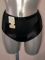 jolie culotte slip en microfibre noire LEJABY taille 3 / M NEUF