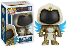 FUNKO POP VINYL DIABLO TYRAEL # 17 RETIRED AND VAULTED