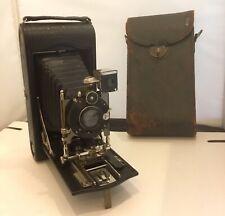 Antique No. 3A Special Autographic Kodak with Zeiss Kodak Anastigmat Lens 6.3