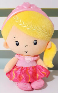 Fisher Price Princess Mommy Doll Plush Toy w/ Chime Inside CGN68 27cm Tall!