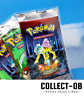 """50x Pokemon """"Booster foils"""" packs protective covers sleeve z.B. Yugioh - Magic"""