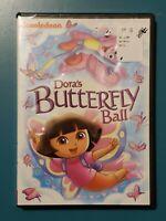 Dora the Explorer: Doras Butterfly Ball (DVD, 2013) NEW SEALED