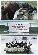 Dvd Rams - Storia Di Due Fratelli E Otto Pecore .....NUOVO