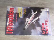 $$$ Revue Fana de l'aviation N°306 F-86D Sabre Dog  Derniere mission Luftwaffe