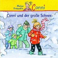 CONNI - 29: CONNI UND DER GROßE SCHNEE  CD  12 TRACKS KINDERHÖRSPIEL  NEU