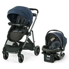 Graco Modes Element LX Baby Stroller Travel System Car Seat Child Tray