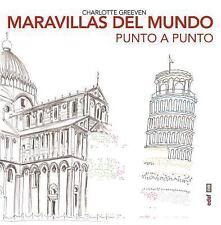 Maravillas Del Mundo Punto a Punto by Charlotte Greeven (2017, Paperback)