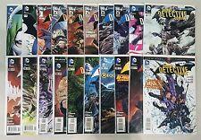 Lot of 50: Batman Detective Comics #0-52 + Variants / New 52 / 2011-2016 / VF+ @