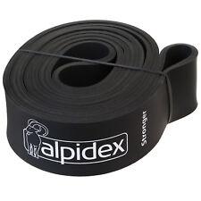 ALPIDEX Widerstandsband Fitnessband Fitnessbänder Gymnastikband