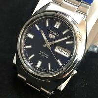 SEIKO 5 SNXS77 SNXS77J1 21 Jewels Automatic Japan Made 30m WR Box & Manual !