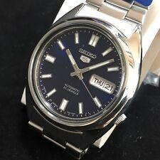 SEIKO 5 SNXS77 SNXS77J1 21 Jewels Automatic Japan Made 30m WR Box & Manual !