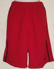 Nwt Men's Nike Red epic basketball running training shorts 646151-687 athletic
