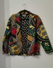 RIVER ISLAND Ladies CHELSEA GIRL Jacket Woman Size 14 UK 40 EU Coat Multi Colour