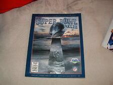 PITTSBURGH STEELERS ARIZONA CARDINALS SUPER BOWL XLIII 43 GAME PROGRAM 2/1/2009