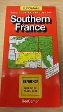 Southern France: GeoCenter Map (M13)