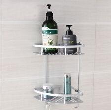 Bathroom Shower Washing Caddy Shampoo Holder Rack Corner Storage Organizer Shelf