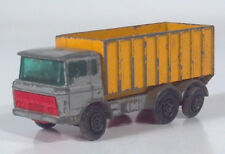 "Vtg Matchbox Superfast Lesney DAF Tipper Container Truck 3"" Diecast Model"