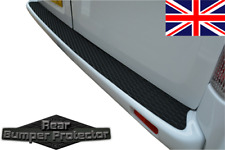RENAULT TRAFIC UP TO '14 REAR BUMPER PROTECTOR / NON SLIP SAFETY TREAD STRIP