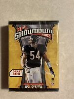 NEW 2003 NFL SHOWDOWN SPORTS CARD GAME (75 cards in box) DRAFT PACK.