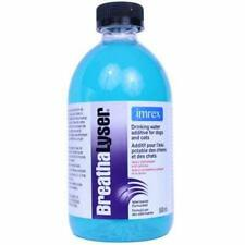 BreathaLyser Drinking Water Additive for Dogs Teeth Freshens Breath Canine 500ml