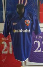 maillot jersey maglia camiseta shirt trikot montenegro zeta worn porté XL