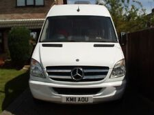 Mercedes-Benz Campervans & Motorhomes 1 excl. current Previous owners