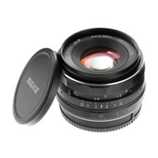 Meike 35mm F1.7 Large Aperture Manual Focus Prime Lens f Nikon 1 Mount J5 J1 V3