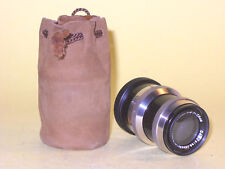 Zeiss Sonnar 7,5cm/4 for Kinamo KS 10 - extremely rare early movie camera Lens!
