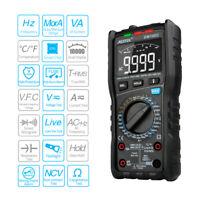 MESTEK DM100C Analog Digital True RMS NCV Auto Multimeter Anti-burn Fuse Alarm