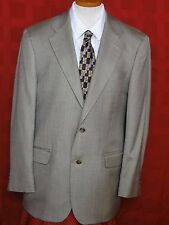 Men's Brooks Brothers 346 Multicolor Glen Plaid Silk Blend Sport Coat Sz 40R