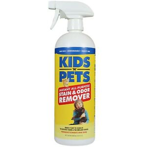 Kids N Pets Instant All-Purpose Stain & Odor Remover *Non-Toxic* *Biodegradable*