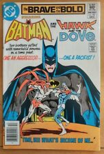 The BRAVE and the BOLD #181 Batman Hawk and Dove (1981 DC Comics) ~ GD Book