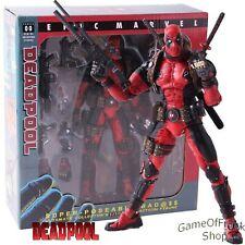 FIGURA DEADPOOL Marvel X-men Figure 19cm Neca Figurine with Box