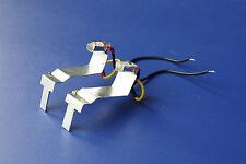 PARTS: x2 custom LED Head lights for Athearn Blue Box GP38-2 SD40-2 F7A GP9 etc